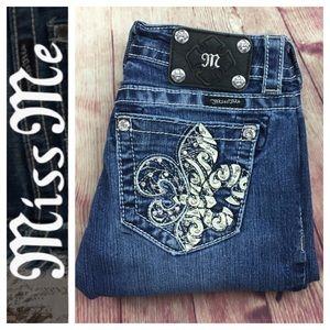 🐞Miss Me JP5468s Skinny jean size 26